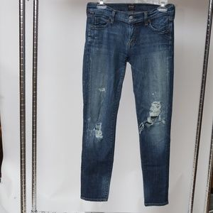 Citizens of Humanity Ankle Jeans size 27x27
